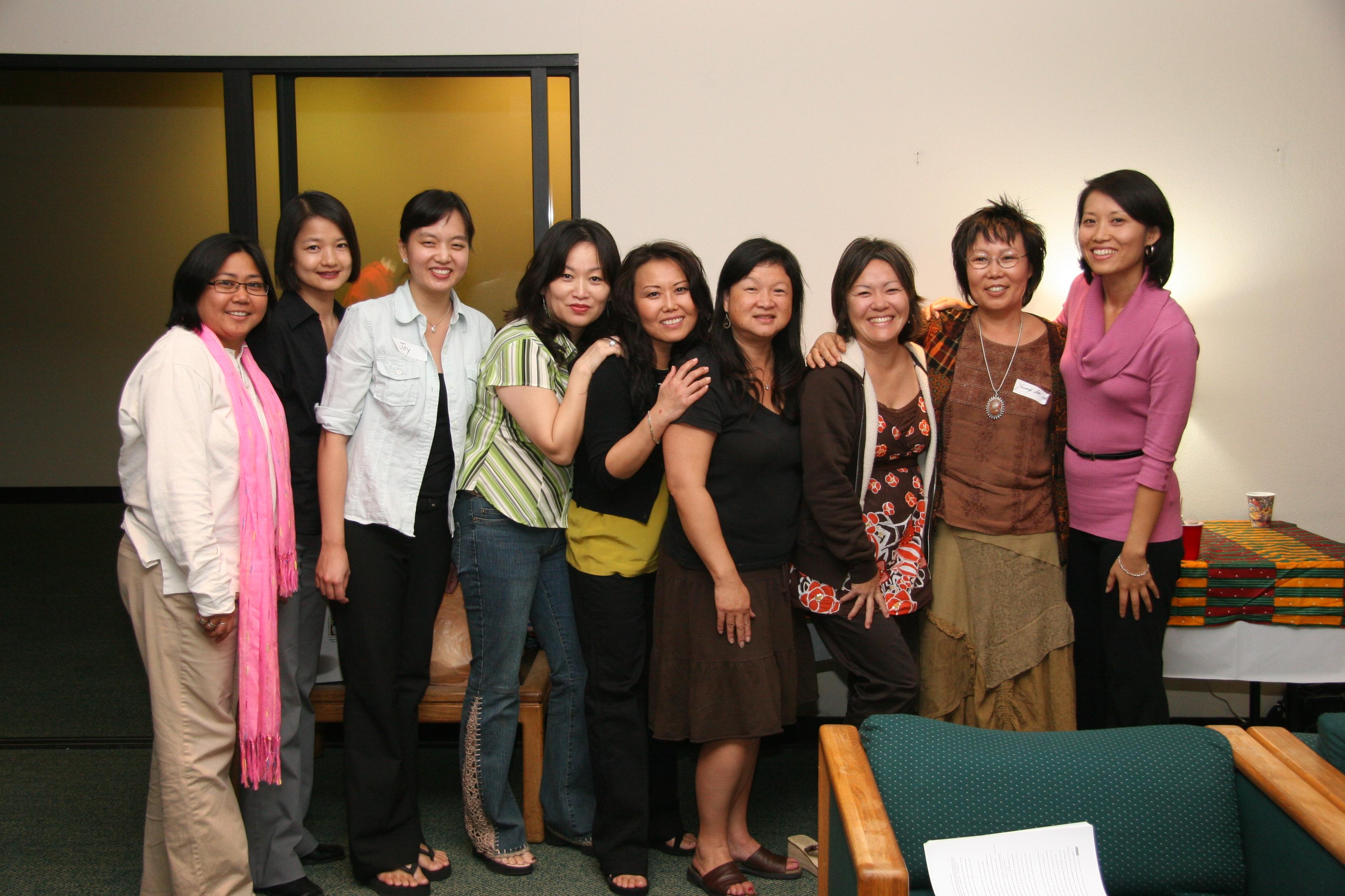 Asian Groups 116
